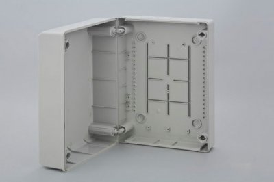 Коробка распр. ОП 370х275х135 IP55 Рувинил 67075